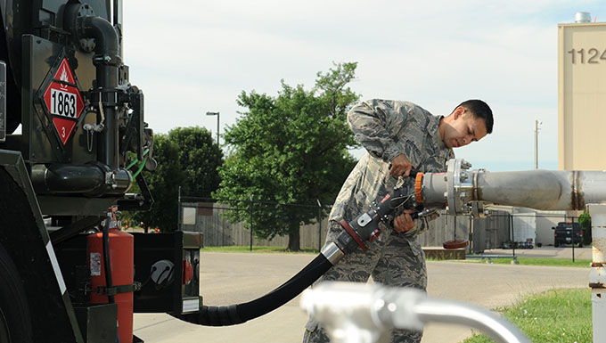 POL behind the scenes: Fueling the refuelers