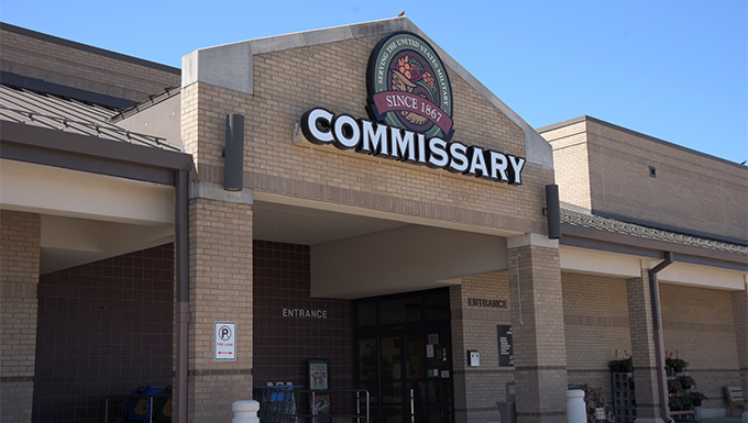 Base Commissary opens with new hours